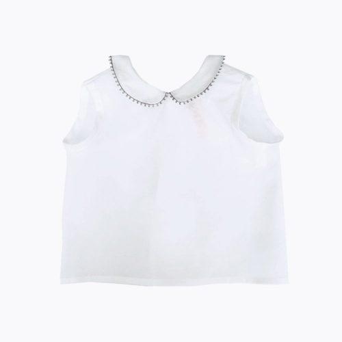 camisa bebé sin mangas