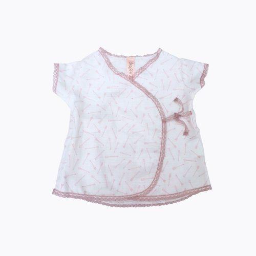 camisa-cruzada-pink-arrow-mamitis