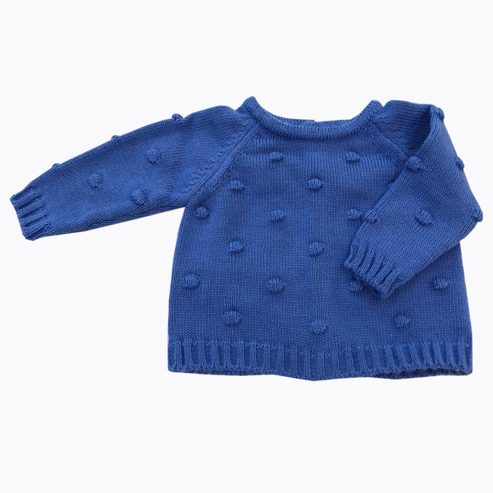 jersey popcorn azul