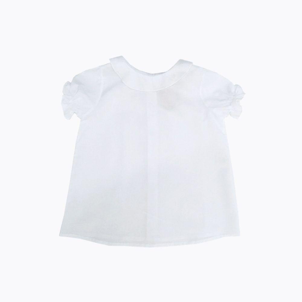 camisa volantes