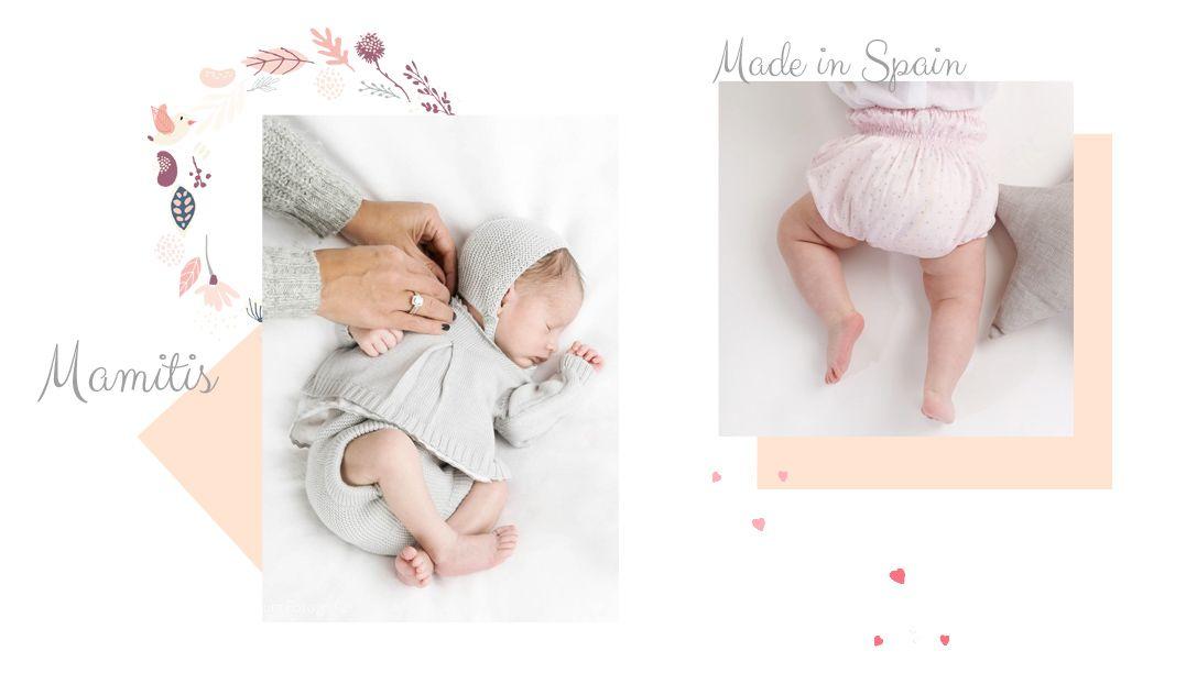 moda bebé de españa