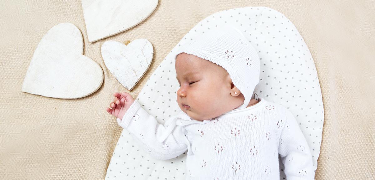 ropa de primavera recién nacido